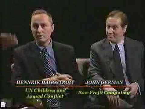 Henrik Haggstrom &John German - Original Air date: 10-27-03