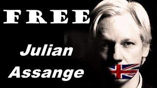FREE Julian Assange !!!