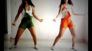 Thaís e Thamires - Rihanna - Rude Boy