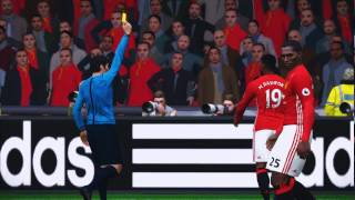 PES 2017 Gameplay on ASUS A43S (Core i3, 6GB RAM, Nvidia Geforce GT610m) Professional Patch 1.0