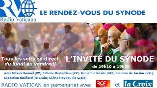 Le Rendez-vous du Synode - 15.10.2015