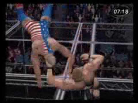 WWE RAW 2 - Xbox - Music Video 2
