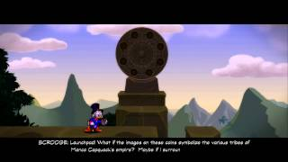 DuckTales Remastered Walkthrough Part 2 - The Amazon - The Search for the Incan King