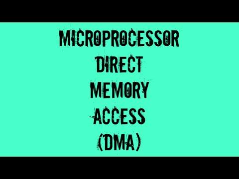 DMA (DIRECT MEMORY ACCESS)   MICROPROCESSOR   PART-7    BSNL JE (TTA)    JTO    PSU