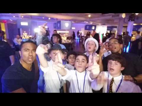 Travis' Bar Mitzvah with Aldo Ryan Entertainment