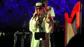 CocoRosie Tim and Tina Live 2015