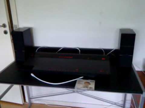 Bang & Olufsen Beovox cx100 and Beocenter 8000