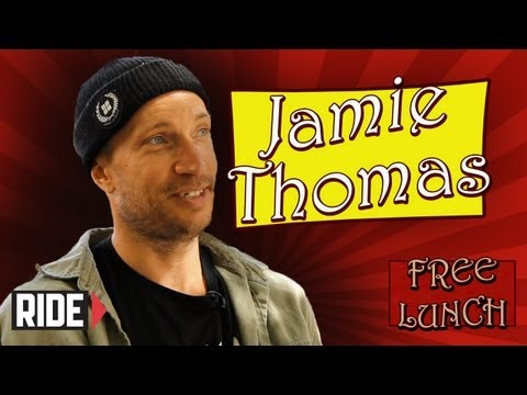 Jamie Thomas Gets Karate Chopped, Ollies The Gonz Gap Daily, and More on Free Lunch