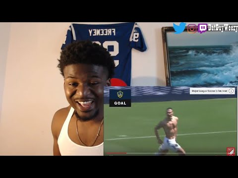 OH MY WHAT A GOAL! | ZLATAN IBRAHIMOVIC SCORES HIS FIRST GOAL FOR LA GALAXY | REACTION