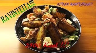 Hard Kokki: Terveys - salaatti