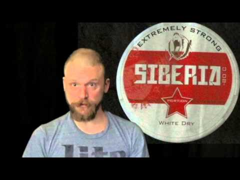 Siberia is a snus with a very refreshing spearmint flavor and an earlier unthinkable nicotine content of 43mg/g: here comes siberia -80°c, a really extreme snus.