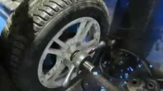 Шиномонтаж и балансировка Замена колеса Переобуваем машину Лето   Зима