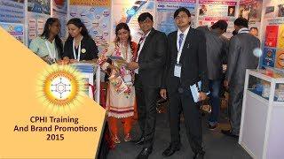 CPHI Training and Brand Promotions 2015 | Sudarshan Pharma