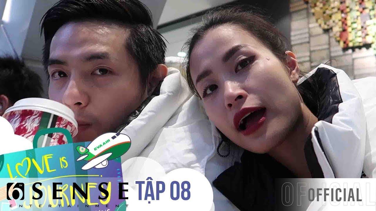 Love Is Journey - Tập 8 - Đông Nhi Ông Cao Thắng đón giáng sinh ở Nhật Bản