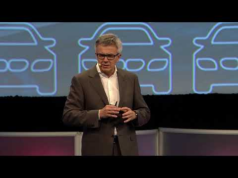 Peter Schwarzenbauer, BMW Group - Redefining Mobility in a Connected World - AutoMobility LA