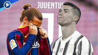 La Juventus est prête à remplacer Cristiano Ronaldo par Antoine Griezmann | Revue de presse