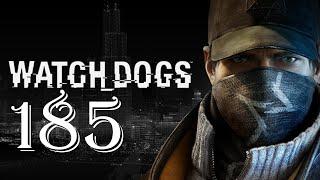 Watch Dogs. Часть 185. Дополнительные миссии: Устранение (Criminal Convoys) - Местные законы 16/18