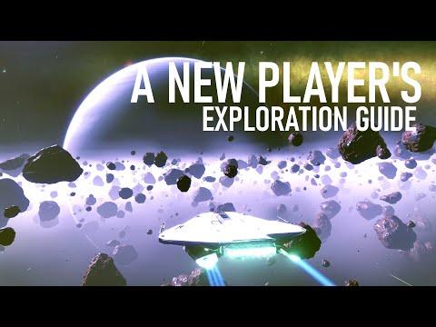 Elite Dangerous : A new player's Exploration guide