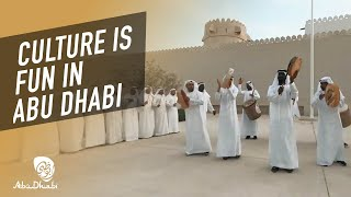 Explore the rich history and culture of Abu Dhabi | Johnny FPV