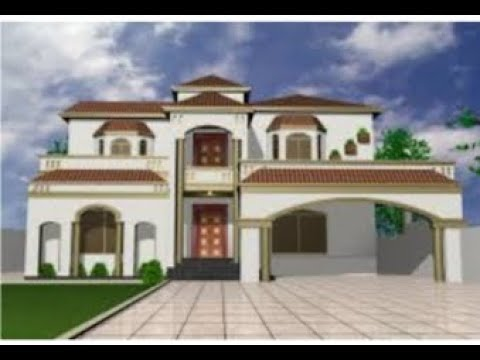 50 Latest Pakistani House Design Contemporary To Modern And Small To Large 3d Elevation Multi City Youtube