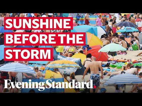 UK Weather: Britons Set For Another Hot Day Before Severe Thunderstorms Strike