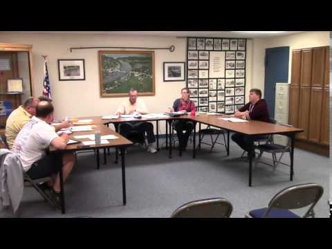 Village of Fremont Board Meeting 03-10-15