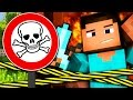 MINECRAFT : CRYSTALS OF THE SKY - I MINATORI DELLA MORTE!! #4