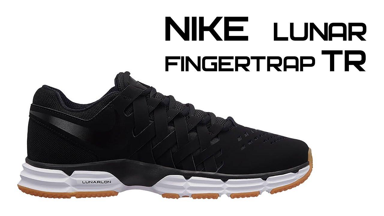 Обзор кроссовок Nike Lunar Fingertrap TR - YouTube 3eca5e407