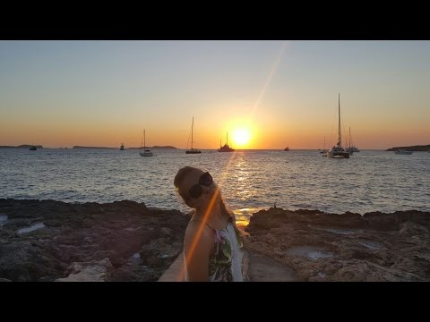 Follow me in Ibiza!