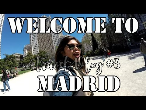 Madrid | #Spain2017 Day 2 | TravelVlog #3