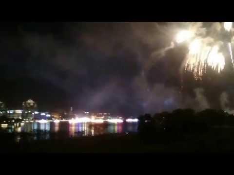 Fireworks  The Magic Of Nite Putrajaya 2015