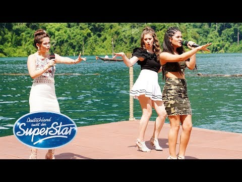 "DSDS 2019 | Gruppe 02 | Joana, Shanice, Ecem Mit ""Solo"" Von Clean Bandit Ft. Demi Lovato"