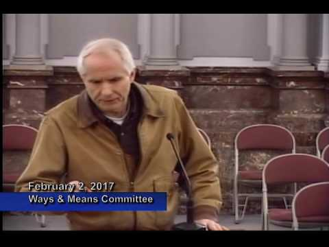 Ways & Means Committee   February 2, 2017