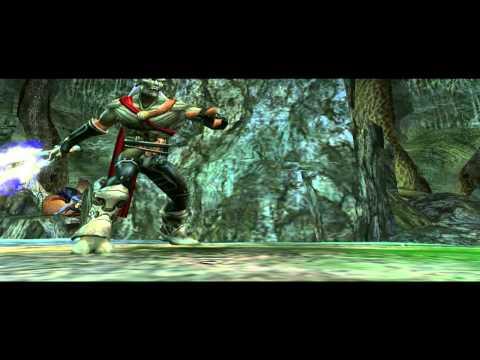 Legacy Of Kain - Defiance: Kain vs Elder God Boss Battle + Credits + Arcane Tomes (HD)