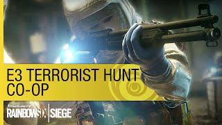 Tom Clancy's Rainbow Six Siege Official – E3 2015 Terrorist Hunt Co-Op Trailer [US]