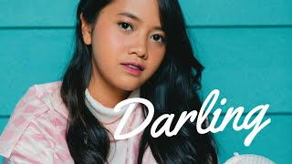 Video Darling - Hanin Dhiya (Official Lyrics Video) download MP3, 3GP, MP4, WEBM, AVI, FLV Mei 2018
