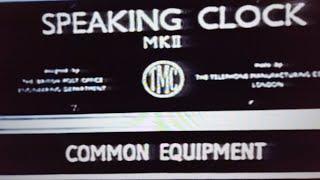 The speaking  Clock pt1, Talking Clock screenshot 5