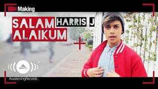 "Video Harris J ـ Making Of ""Salam Alaikum"" Music Video download MP3, 3GP, MP4, WEBM, AVI, FLV Oktober 2017"
