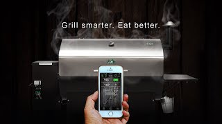 Green Mountain Grills - Wood Fired Pellet Grilling