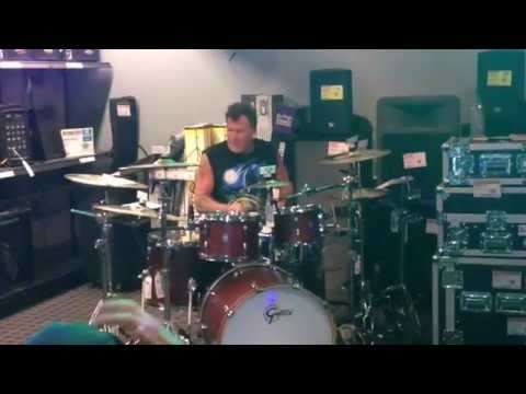 Gilly C Drum Off @ Guitar Center 2014