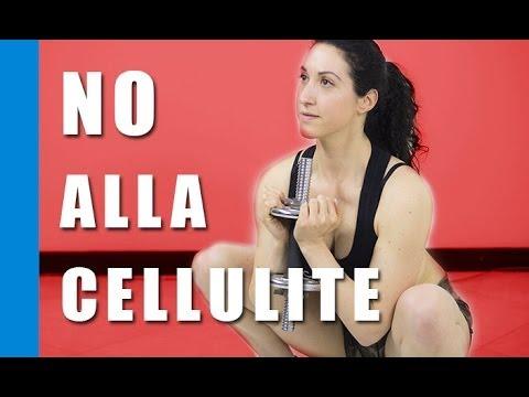 Esercizi Bonus per sconfiggere la cellulite - CoreFx