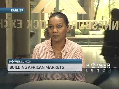 Building African Markets