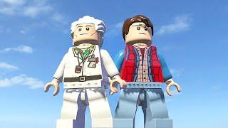 ДОК И МАРТИ - LEGO Marvel Super Heroes