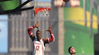 NBA2k15 52 MISSED SLAM DUNKS Compilation HD MAXED OUT SETTINGS PC