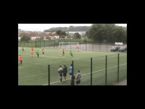 City College Plymouth Football Academy Trial Highlights