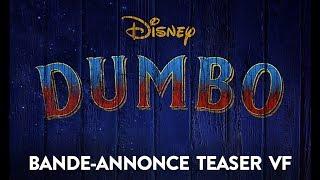 Dumbo   Bande-annonce Teaser VF   Disney BE