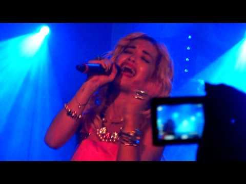 [HD] Rita Ora - Hello, Hi, Goodbye (Live at Manchester Sound Control 29/08/12)