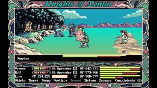 Knights Of Xentar +18 En Español Parte 27