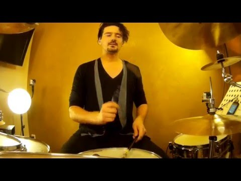 John Mellencamp  Hurts So Good  Drum   Robert Kaufmann