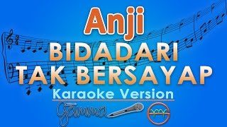 Video Anji - Bidadari Tak Bersayap (Karaoke Lirik Tanpa Vokal) by GMusic download MP3, 3GP, MP4, WEBM, AVI, FLV Desember 2017